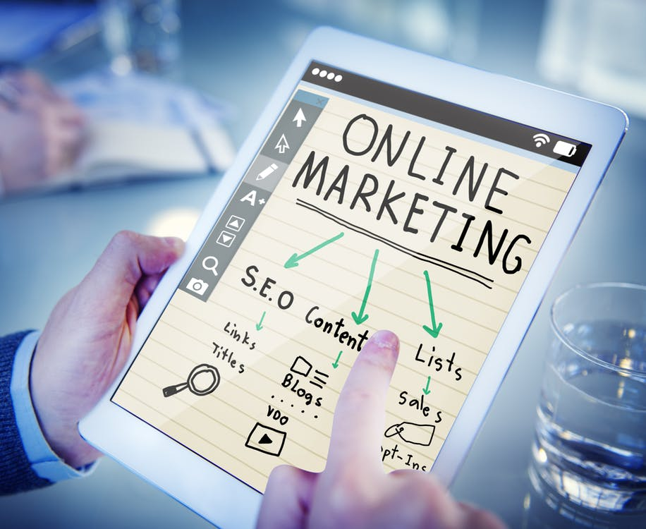 digital and online marketing is the future. 2017